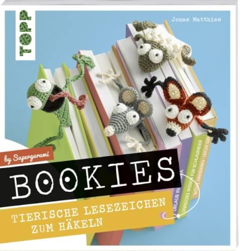Topp Bookies Tierische Lesezeichen Zum Häkeln 8127 Jetzt Kaufen