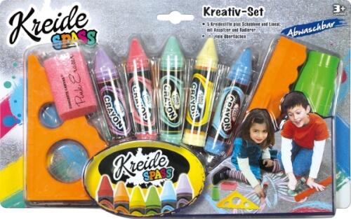 KREIDESPASS Kreativ-Set