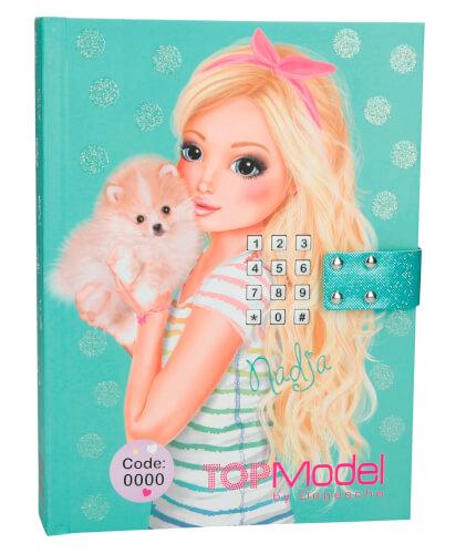Depesche 8986 Topmodel Geheimcode Tagebuch Mit Sound Motiv 2 8986