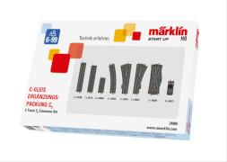 Märklin 24905 Märklin Start Up Wagen-C Gleis C5