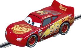 Carrera Go!!! - Disney/Pixar Cars 3 - Lightning McQueen, ab 6 Jahre