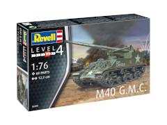 REVELL M40 G.M.C. 1:76