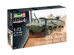 REVELL GTK Boxer Command Post NL 1:72