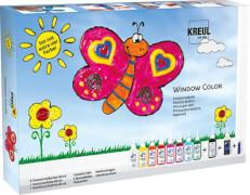 KREUL Window Color Set mit extra viel Farbe