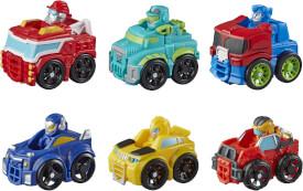Hasbro E64295L0 Playskool Heroes Transformers Rescue Bots Academy Mini Bot Flitzer Roboter Spielzeug, 5 cm großes Spielz