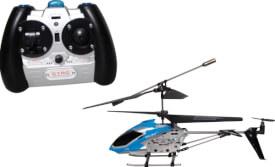 Racer R/C Polizei Helikopter 2.4GHz, mit Gyro