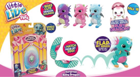 BOTI LITTLE LIVE PETS DRAGON S1 SINGLE PACK