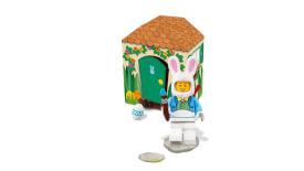 LEGO® 5005249 Osterhasen Hütte, 6 Teile