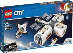 LEGO® City 60227 Mond Raumstation, 412 Teile