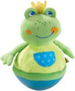 HABA - Stehauffigur Frosch, ca. 15 cm, ab 6 Monaten