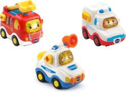 Vtech 80-242104 Rettungswagen, Polizei, Feuerwehr