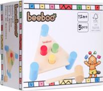 Beeboo Hammerbank, dreieck, Spielzeug