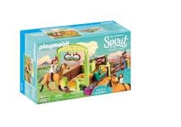 PLAYMOBIL 9478 Pferdebox ''Lucky & Spirit''
