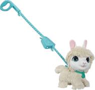 Hasbro E8728ES0 furReal Walkalots Große Racker Lama interaktives Tierchen Spielzeug, Geräusche und Bewegung, Ab 4 Jahren