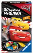 Ravensburger 234370 Cars 3 Gib Gas, McQueen! Mitbringspiel