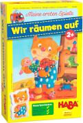 HABA Meine ersten Spiele - Wir räumen auf