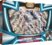Pokémon Lucario-GX Box