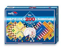 NORIS Spiele Spielesammlung 200 Spielmöglichkeiten