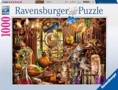 Ravensburger 19834 Puzzle: Merlins Labor 1000 Teile