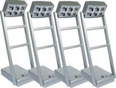 TIPP-KICK Flutlicht-Set (4 St.)