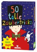 moses 50 tolle Zaubertricks für kleine Magier