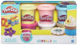 Hasbro B3423EU4 Play-Doh Konfettiknete, ab 3 Jahren