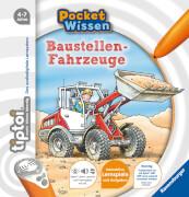 Ravensburger 6823 tiptoi® pocket Wissen: Baustellenfahrzeuge