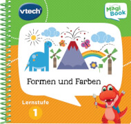 Vtech 80-480504 Lernstufe 1 - Formen und Farben, ab 24 Monate - 5 Jahre