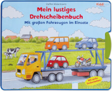 Arena Drehscheibenbuch Mit großen Fahrzeugen im Einsatz
