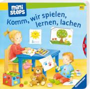 Ravensburger 31996 Komm, wir spielen, lernen, lachen