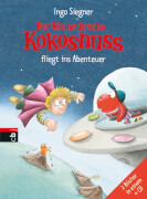 Der kleine Drache Kokosnuss Sammelband ''fliegt ins Abenteuer'' 2 Bd. + CD