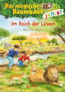 Das magische Baumhaus junior - Im Reich der Löwen, Band 11
