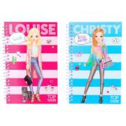 Depesche 5296 TOPModel Dress me Up Pocket Stickerbuch
