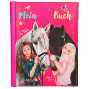 Depesche 6373 Miss Melody Beste Freundinnen  Buch mit Glitzercover