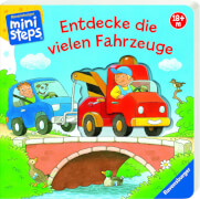 Ravensburger 041305 Entdecke die vielen Fahrzeuge