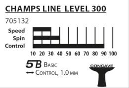 Schildkröt TT-Schläger Champs Line 200