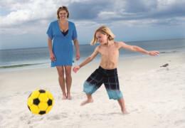Wasserball Beach Sport sortiert, # 41cm