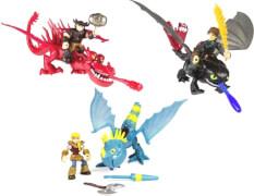 Spin Master Spielset ''Drachenzähmen leicht gemacht'' (Dragons), ab 4 Jahre