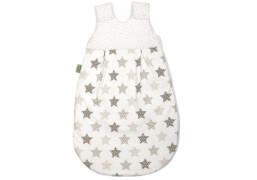 Schlafsack Sterne latte, Größe 70 cm